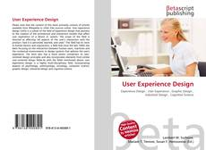 Bookcover of User Experience Design