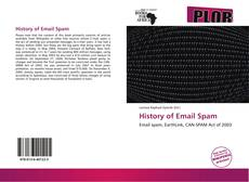 Обложка History of Email Spam