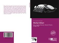 Portada del libro de Michel Altieri