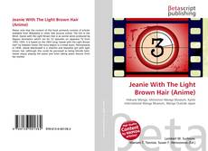 Bookcover of Jeanie With The Light Brown Hair (Anime)