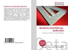 Couverture de Basislinie Unterföhring–Aufkirchen