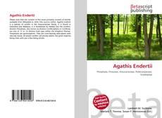 Portada del libro de Agathis Endertii