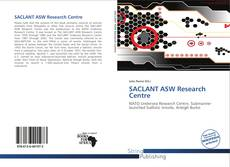 Обложка SACLANT ASW Research Centre