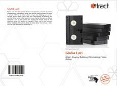 Bookcover of Giulia Luzi