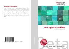 Amtsgericht Anklam的封面