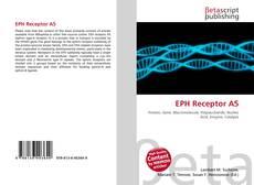 Capa do livro de EPH Receptor A5