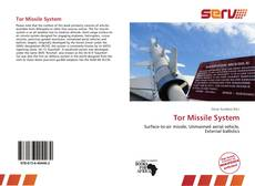 Bookcover of Tor Missile System