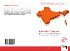 Arunachal Congress的封面