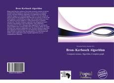Bookcover of Bron–Kerbosch Algorithm