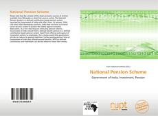 Bookcover of National Pension Scheme