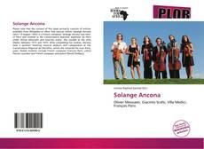 Couverture de Solange Ancona