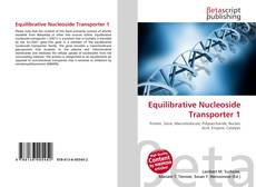 Bookcover of Equilibrative Nucleoside Transporter 1