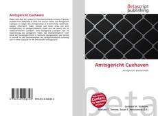 Обложка Amtsgericht Cuxhaven