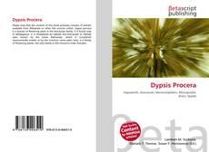 Portada del libro de Dypsis Procera
