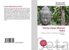 Borítókép a  Usnisa Vijaya Dharani Sutra - hoz