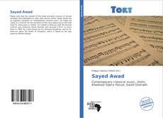 Buchcover von Sayed Awad