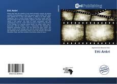 Couverture de Etti Ankri
