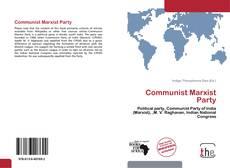 Capa do livro de Communist Marxist Party