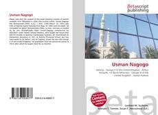 Buchcover von Usman Nagogo