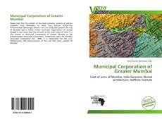 Bookcover of Municipal Corporation of Greater Mumbai