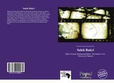 Saleh Bakri的封面