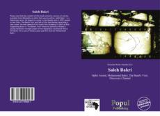 Bookcover of Saleh Bakri
