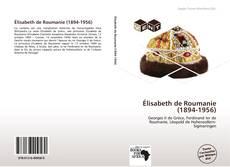 Обложка Élisabeth de Roumanie (1894-1956)
