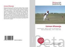 Bookcover of Usman Khawaja