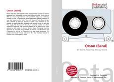 Capa do livro de Orson (Band)