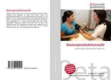 Bookcover of Basisreproduktionszahl
