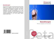 Buchcover von Basistherapie