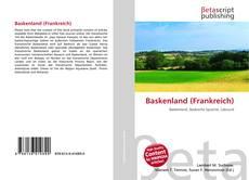 Buchcover von Baskenland (Frankreich)