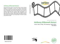 Anthony O'Donnell (Actor)的封面