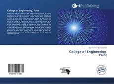 Bookcover of College of Engineering, Pune