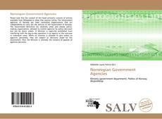 Bookcover of Norwegian Government Agencies