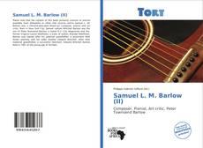 Обложка Samuel L. M. Barlow (II)