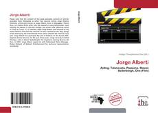 Bookcover of Jorge Alberti