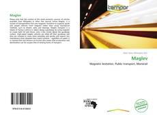 Bookcover of Maglev