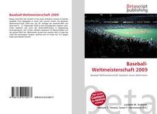 Bookcover of Baseball-Weltmeisterschaft 2009