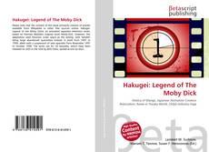 Hakugei: Legend of The Moby Dick kitap kapağı