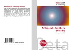 Amtsgericht Friedberg (Hessen)的封面