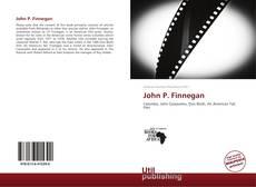 Portada del libro de John P. Finnegan