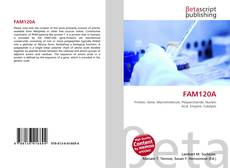 Bookcover of FAM120A