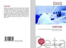 FAM120A kitap kapağı