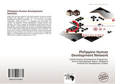 Buchcover von Philippine Human Development Network
