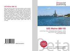 Bookcover of USS Maine (BB-10)
