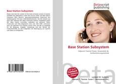 Portada del libro de Base Station Subsystem