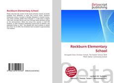 Bookcover of Rockburn Elementary School
