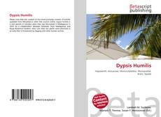 Copertina di Dypsis Humilis