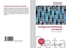 Amtsgericht Rottenburg am Neckar的封面